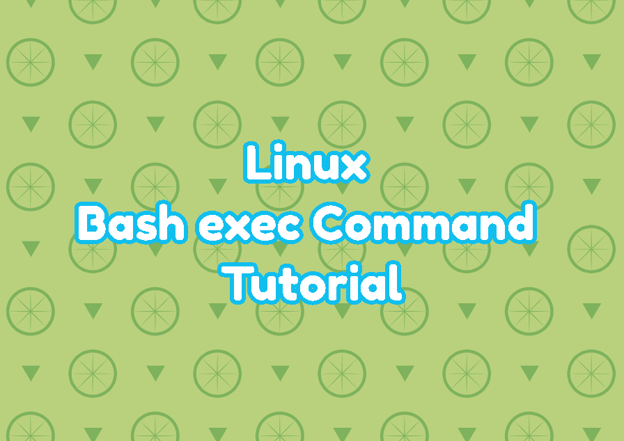 Linux Bash exec Command Tutorial