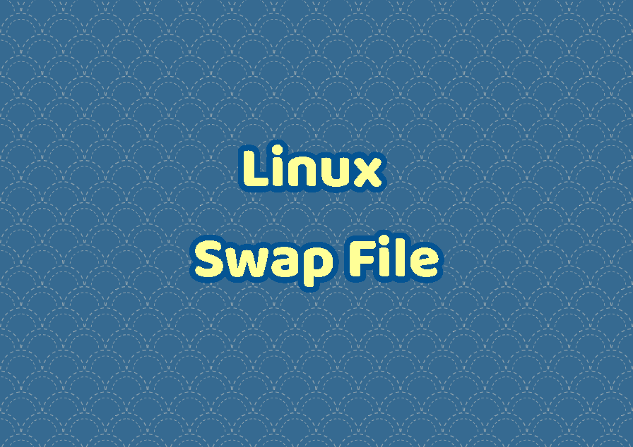 Linux Swap File