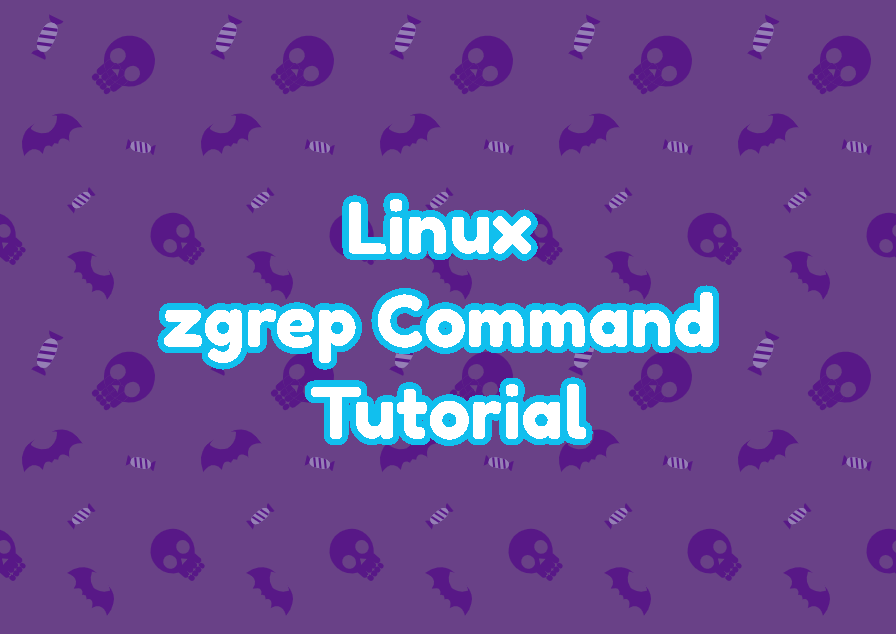 Linux zgrep Command Tutorial